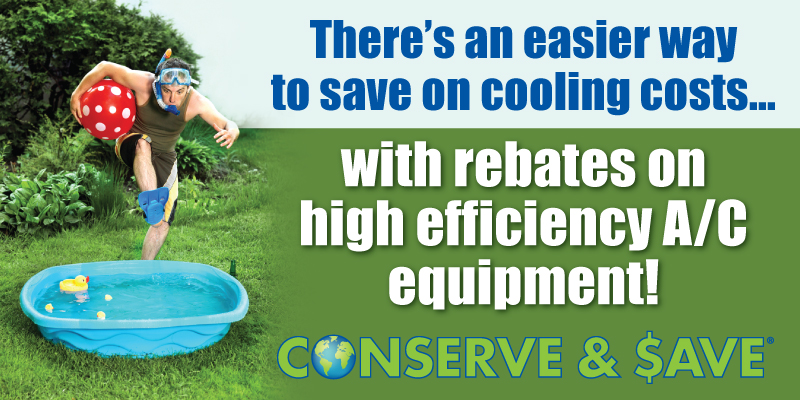 Conserve & Save