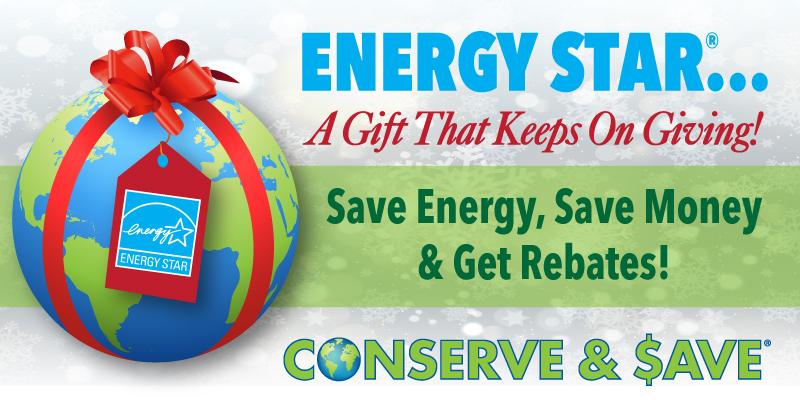 Gift of EnergyStar