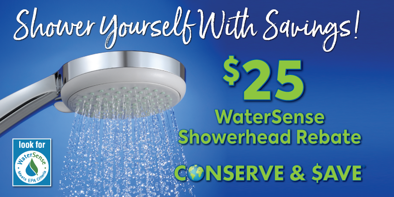 Shower Yourself with Savings