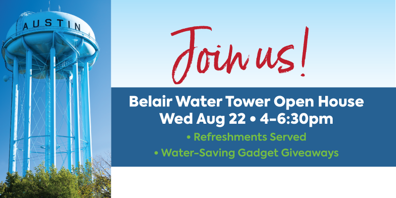 Water Tower Open House